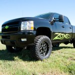 Zone Offroad Suspension Lift Kits