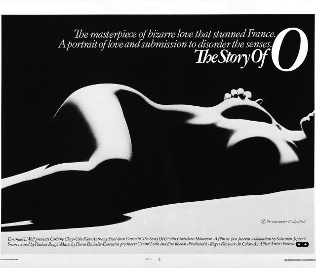 Bdsm Icons The Story Of O