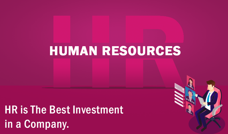 HR is The Best Investment in a Company