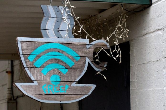 Public WiFi network