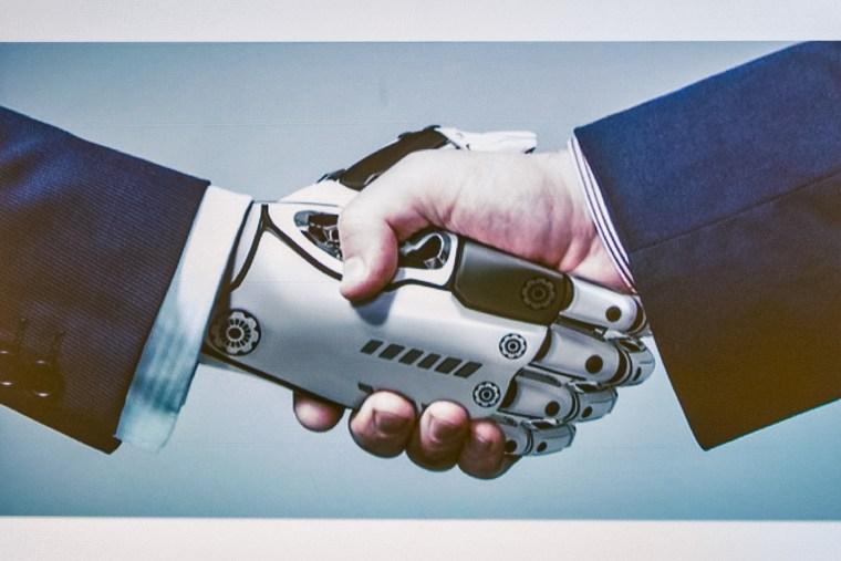 AI human and machine
