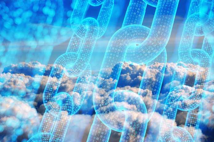 blockchain cloud-min