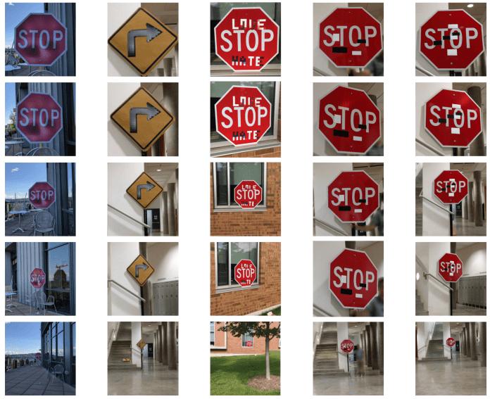 Adversarial attak AI street signs-min