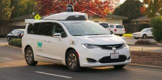Waymo_Chrysler_self driving car