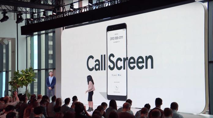 Google Pixel Screen Call-2