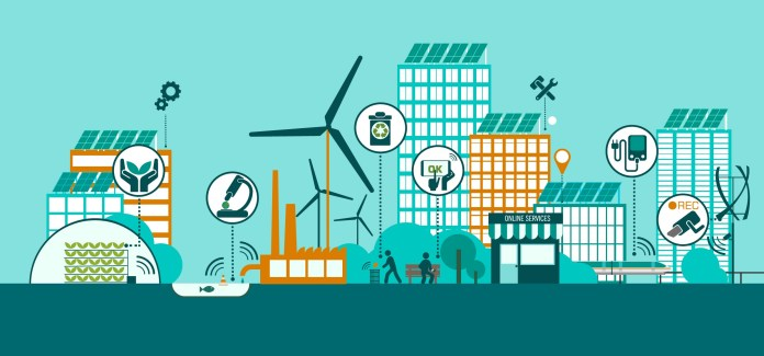 Making Smart Cities green with IoT