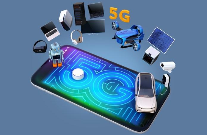 5 G smart home