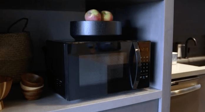 Amazon Alexa microwave 2