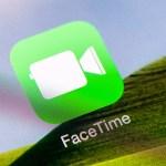FaceTime security bug