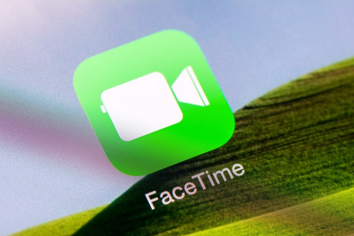 FaceTime security bug