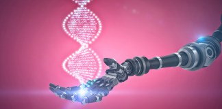 robot artificial intelligence health care