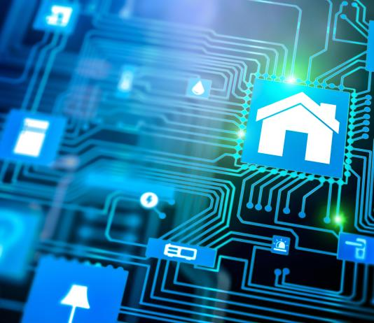 smart home internet of things iot