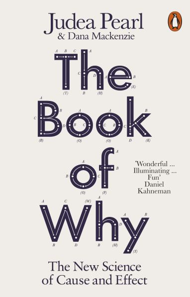 The Book of Why cover