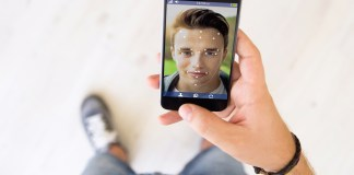 facial recognition mobile app