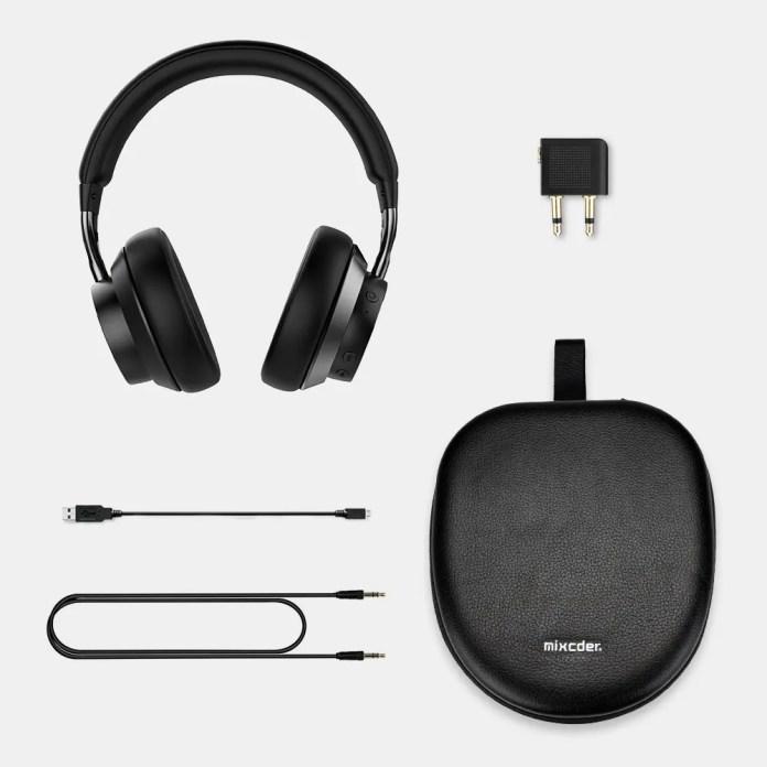 mixcder e10 accessories