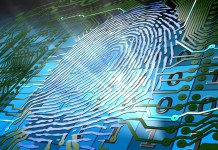 biometric fingerprint scan