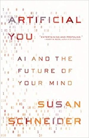 artificial you book cover