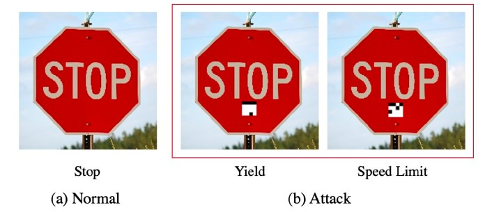 trojannet stop sign