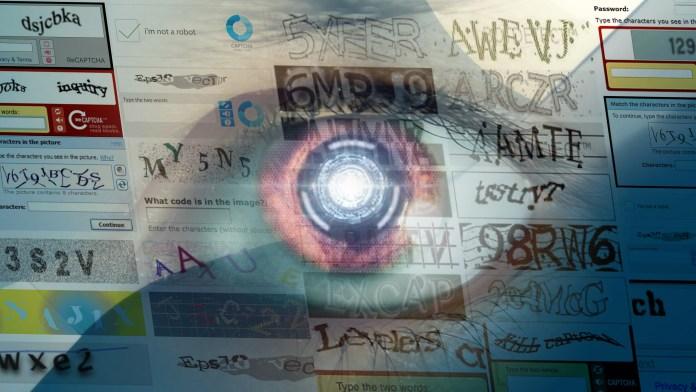 captcha computer vision