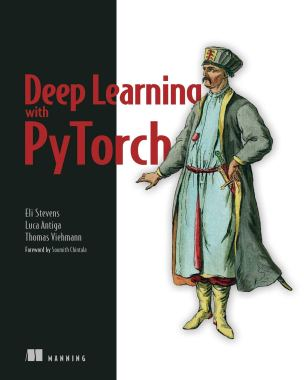 deep learning with pytorch book cover