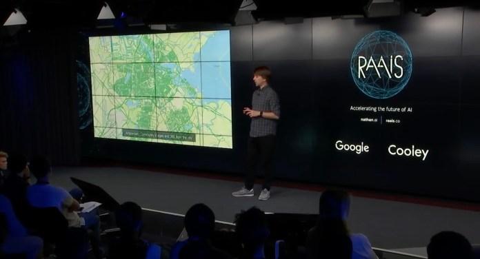 Mapillary CEO Jan Erik Solem at RAAIS 2017