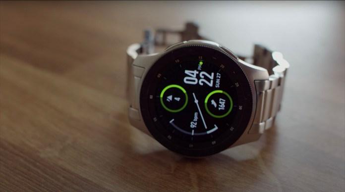 Samsung galaxy watch health