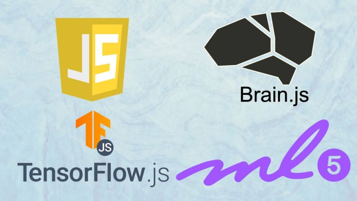 JavaScript machine learning deep learning