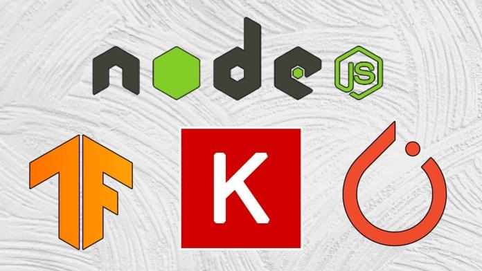 node js machine learning