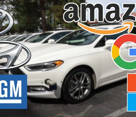 self-driving car industry consolidation