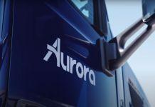 Aurora Innovation self-driving trucks
