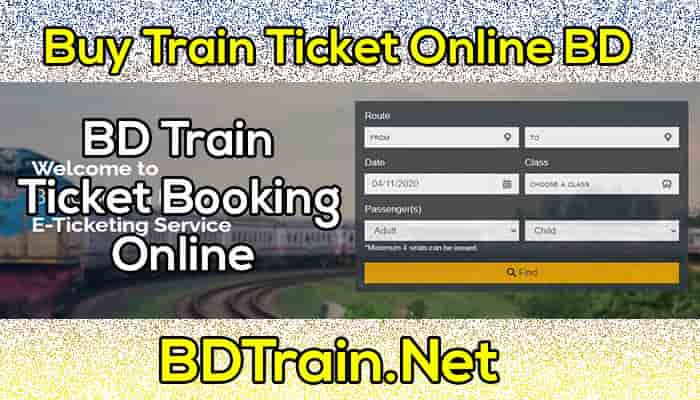 buy train ticket online bd