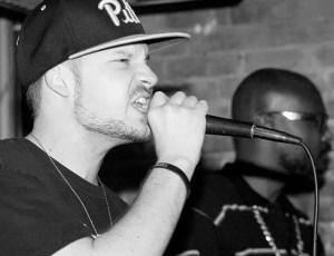 B. Dvine Performing @ Hanz On Music Loft (Staten Island, NY)