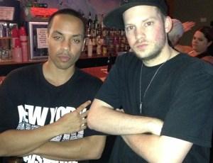 "B. Dvine & Napoleon Da Legend @ ""Battleground"" Show (Long Island, NY)"