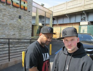 B. Dvine & Tragedy Khadafi – Adrift in the Airwaves Video Shoot (Queens, NY)