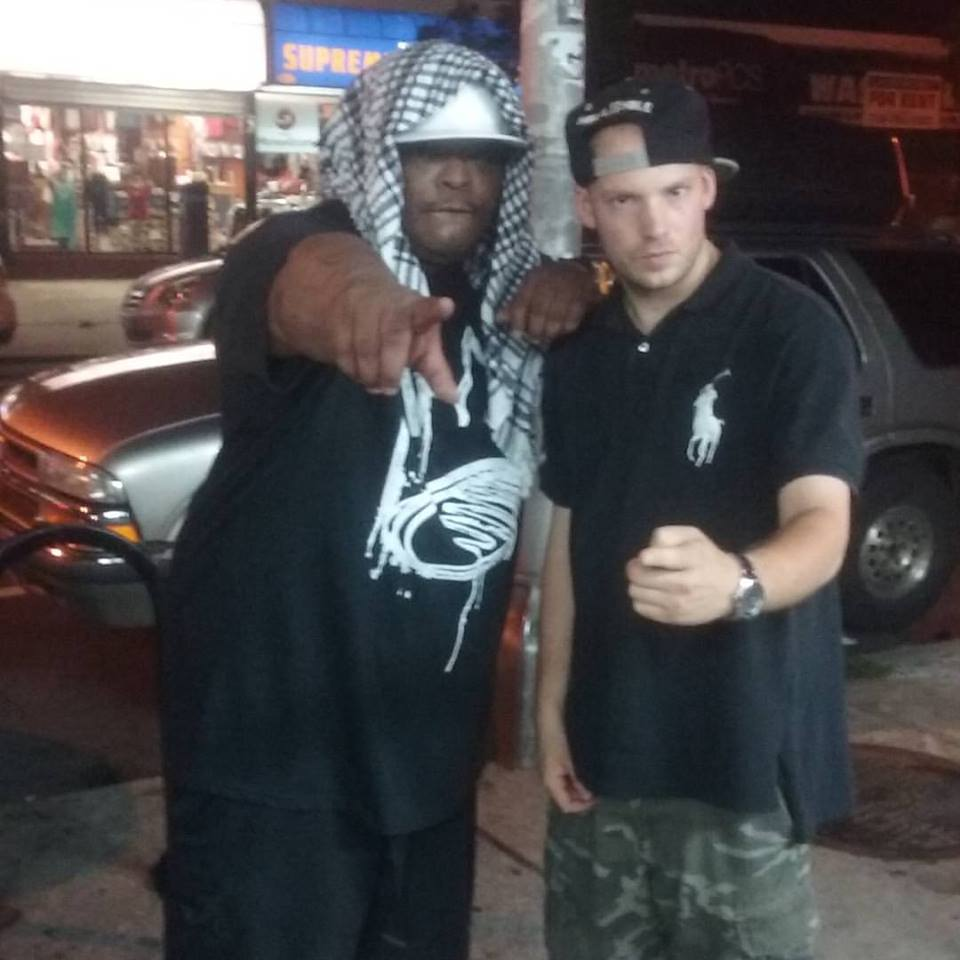 B. Dvine & Hanz On @ PLO Video Shoot (Staten Island, NY)
