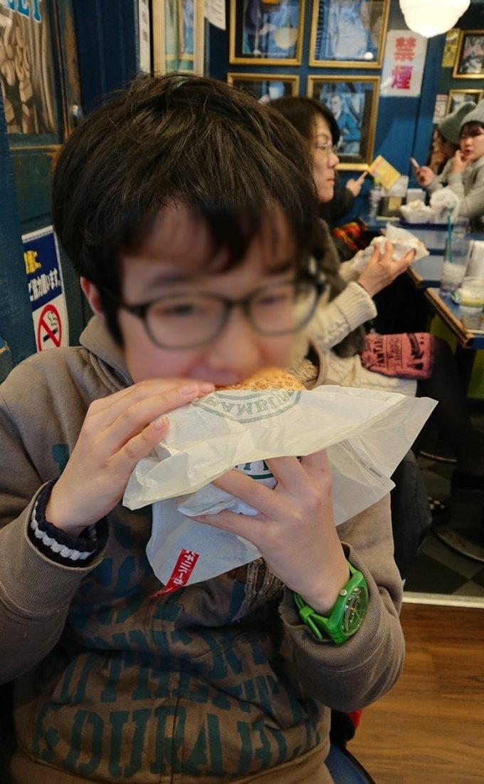 函館2日目の朝は朝食をラッキーピエロにて5