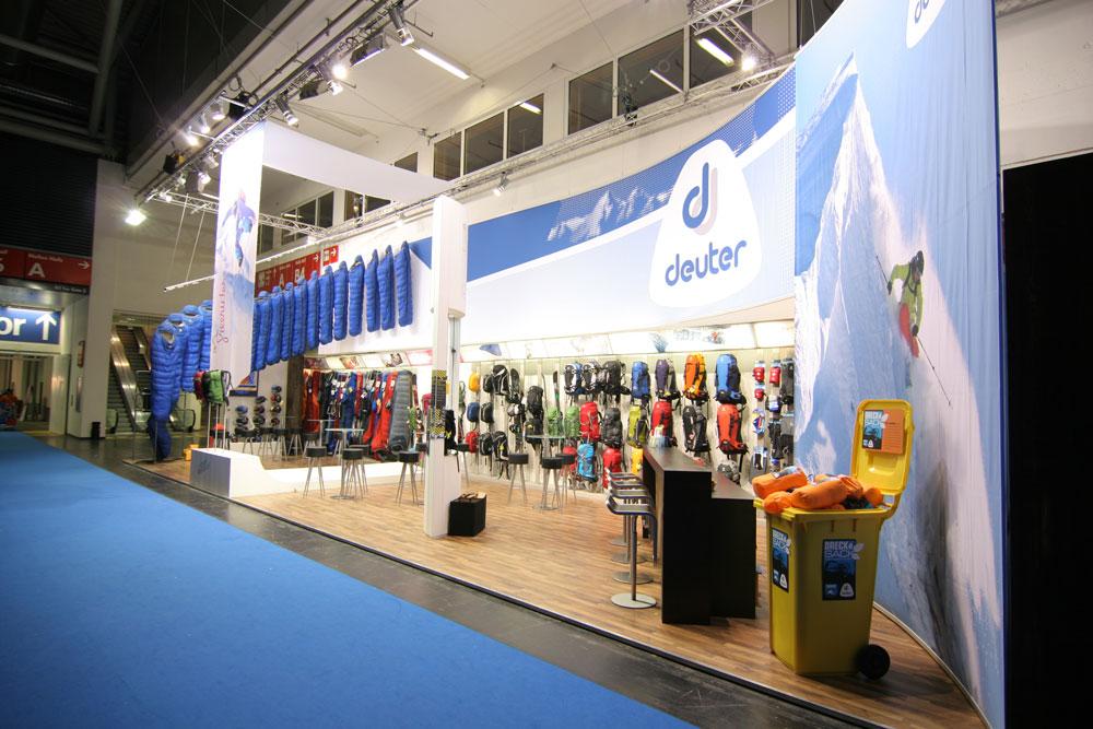 Deuter-Messestand-ISPO-München-2