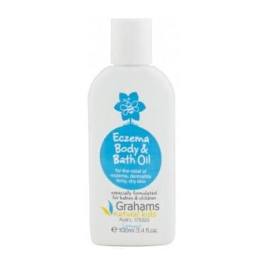 Grahams Natural Kids Body & Bath Oil