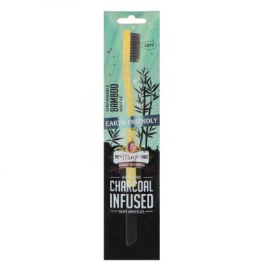 My Magic Mud Bamboo Charcoal Infused Toothbrush