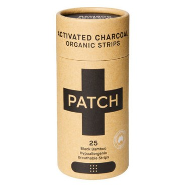 PATCH Organic Strips - Activated Charcoal