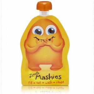 little-mashies-reusable-squeeze-pouch-2-pack-orange
