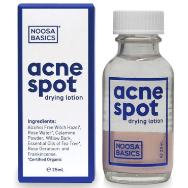Noosa Basics Acne Spot Drying Lotion