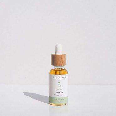 Butt Naked Hemp Blemish Face Oil Serum 25ml