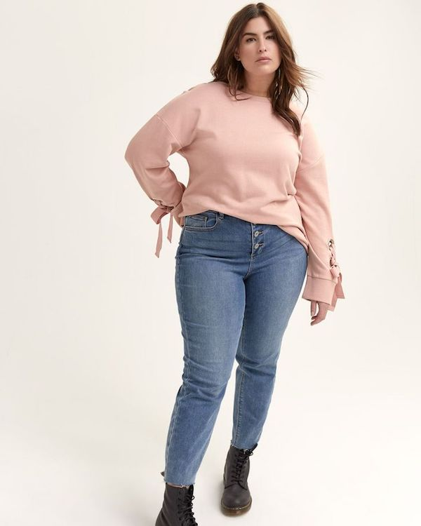 UNRULY | The Coziest Plus-Size Spring Sweatshirts to Wear This Season