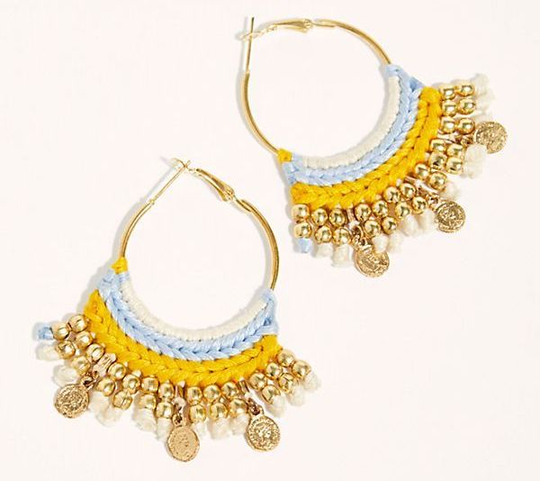 UNRULY| The Cutest Hoop Earrings We Ever Did See