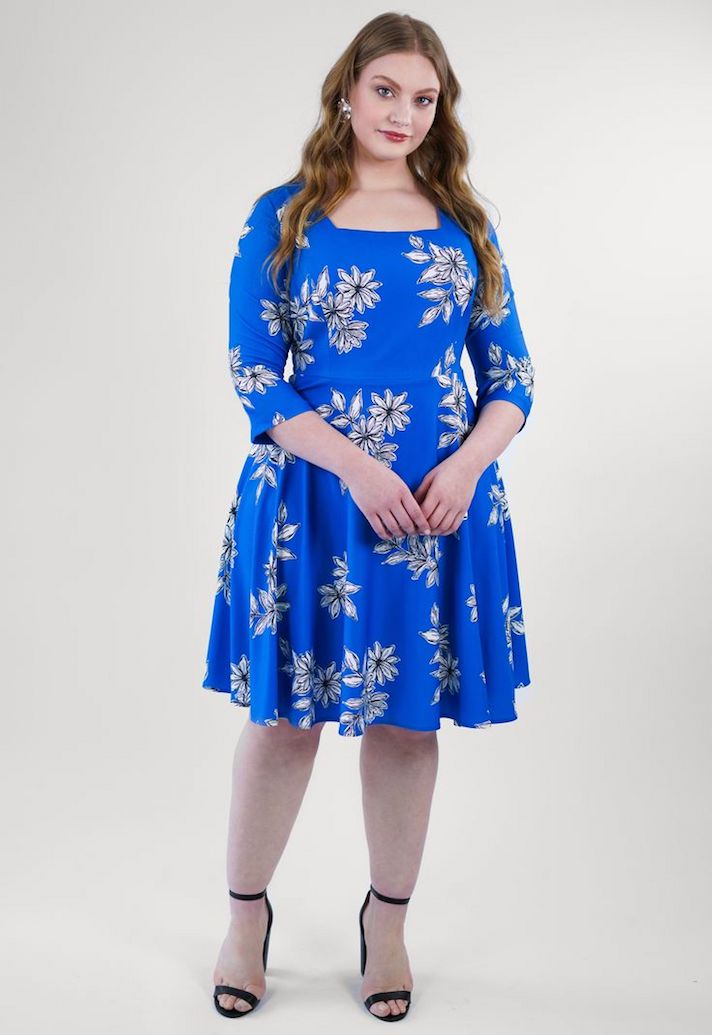 UNRULY | Literally Just 41 of the Cutest Plus-Size Dresses Money Can Buy