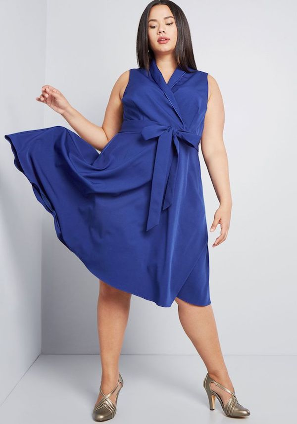 UNRULY | Plus-Size Cocktail Dresses That Will Make You Feel Classy AF