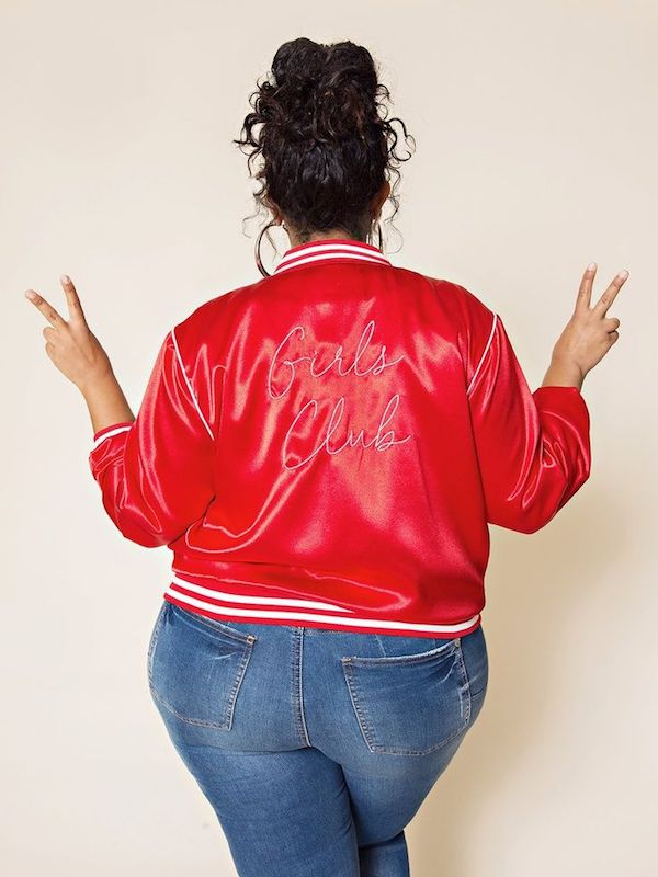 UNRULY | 21 of the Cutest Plus-Size Jackets