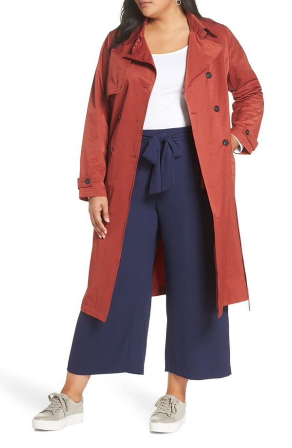 UNRULY | Plus-Size Spring Trench Coats Exist, and Honestly, I Want All of Them