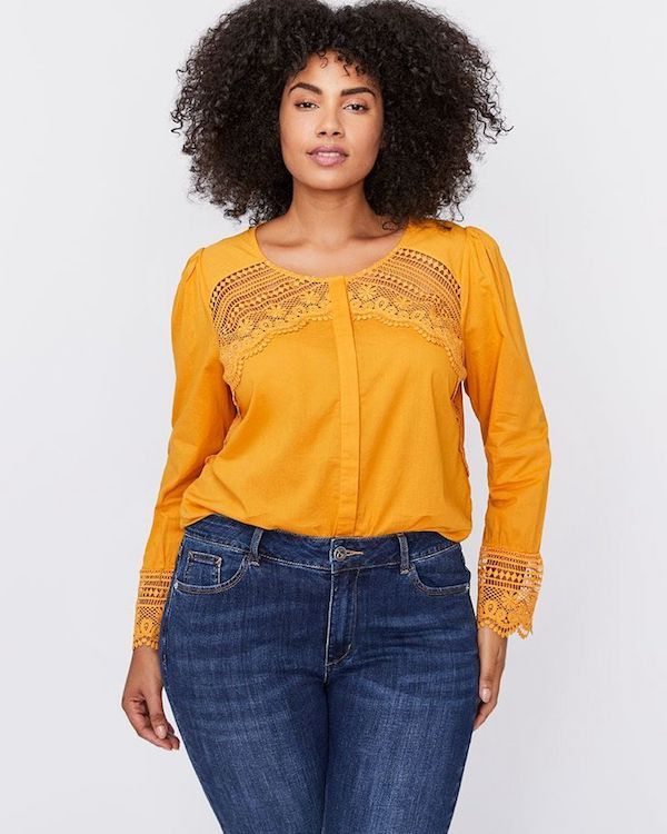 UNRULY   The Curvy Woman's Guide to Spring 2019's Crochet Trend